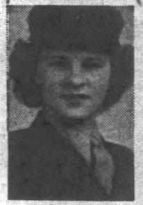 Marine Lynn Chilton military photo